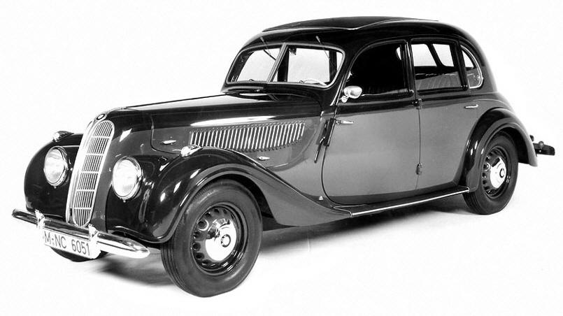 Bradley Emmanuel 1939 Bmw 335