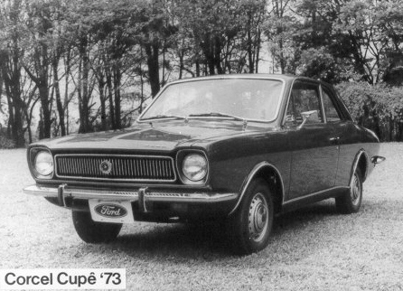 Corcel Coupe 1973